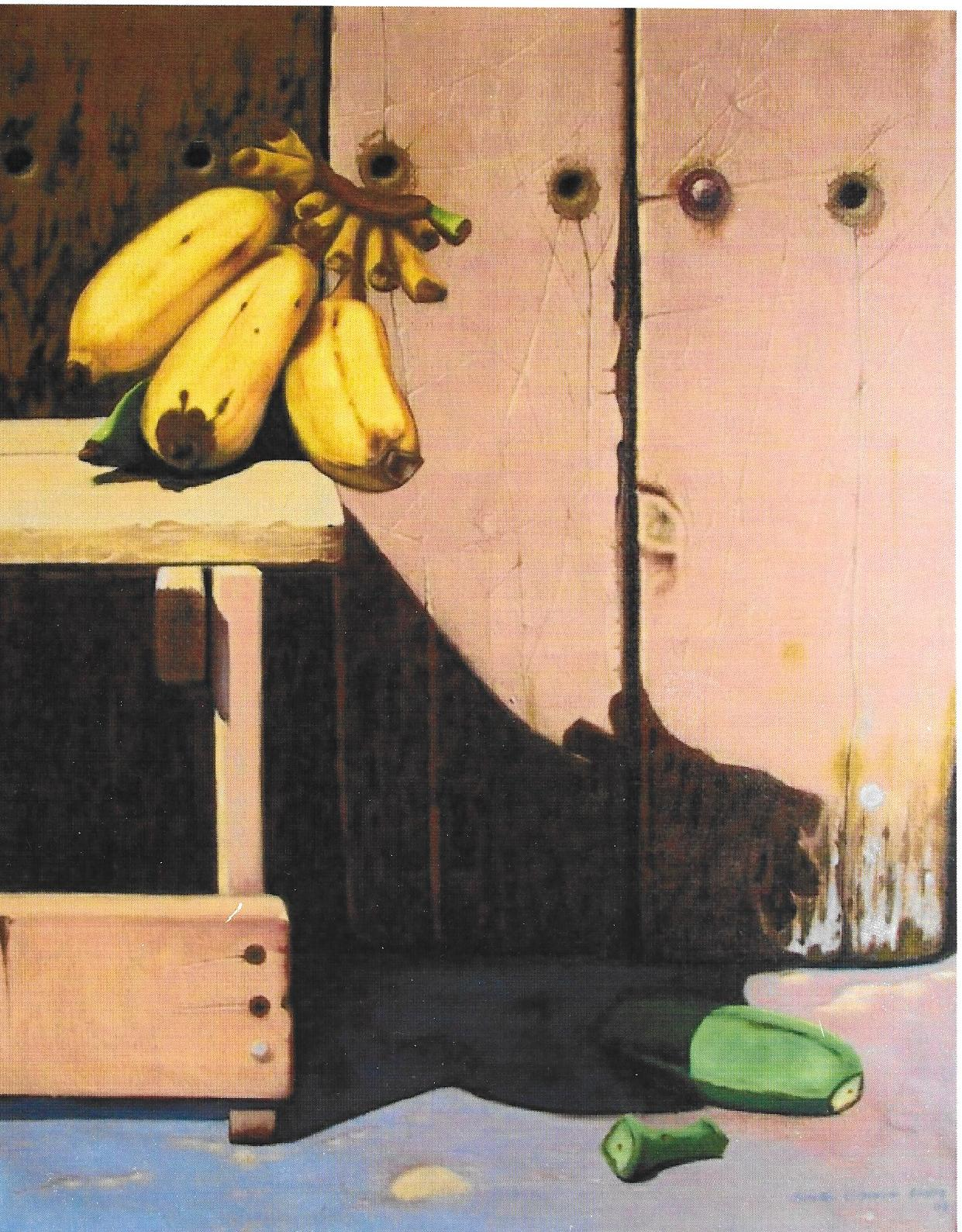 Bananas & Bench