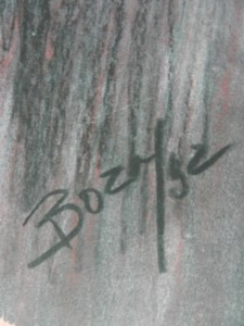 JUAN BOZA AB Signature