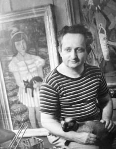 Nahum Tschacbasov